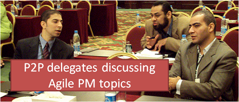 P2P delegates