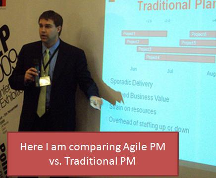 P2P presenting