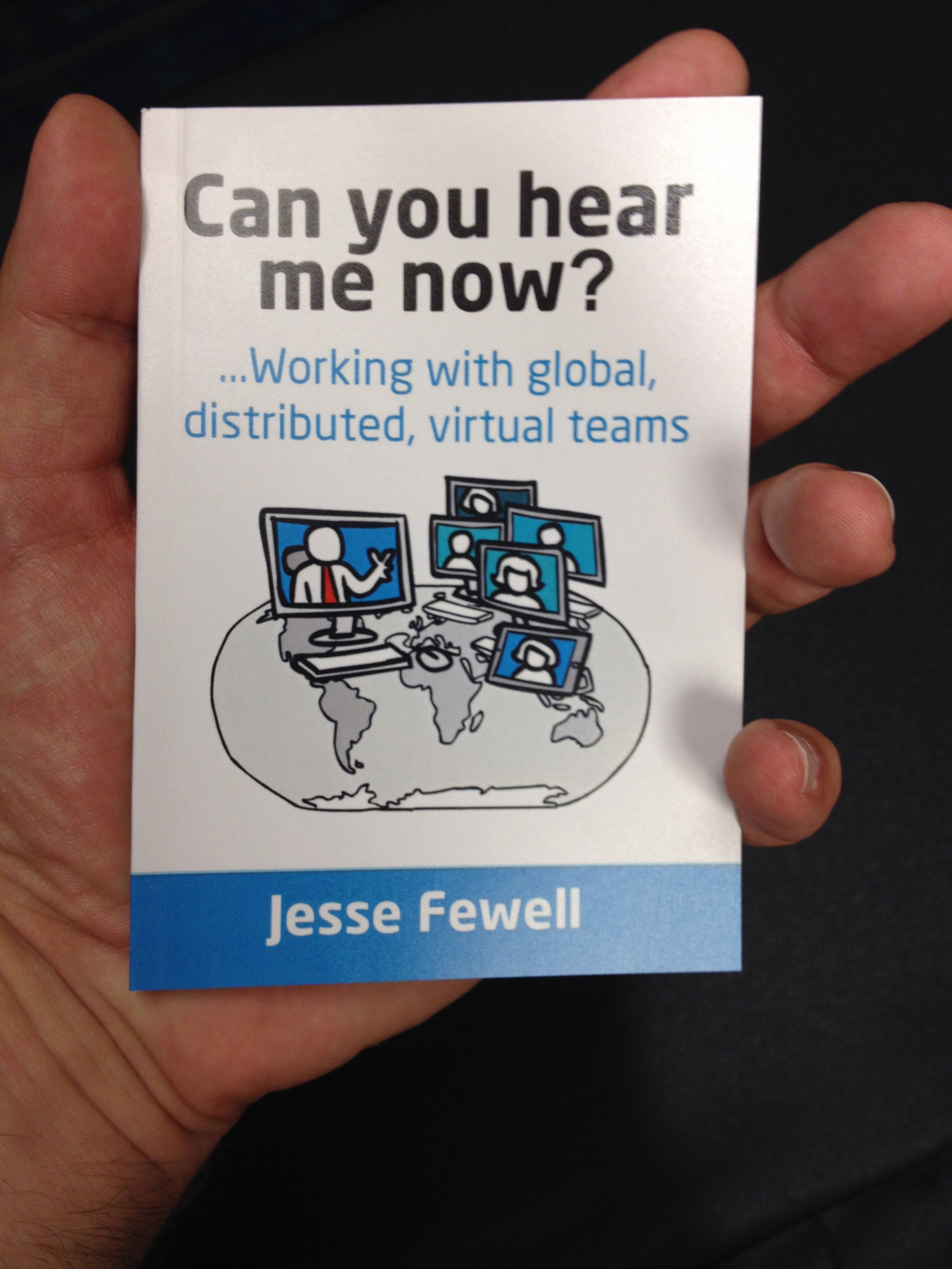 Can You Hear Me Now by Jesse Fewell