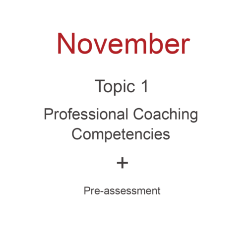 Jesse Fewell CTC Monthly Agenda Cards November